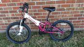DIAMONDBACK BICYCLES JESS 20 GIRLS KIDS BIKE PINK AND WHITE